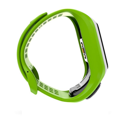 TomTom Multi-Sport GPS Watch with Built-in Heart Rate Monitor (Green/White)