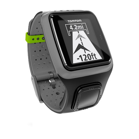 TomTom Runner GPS Watch (Dark Grey)