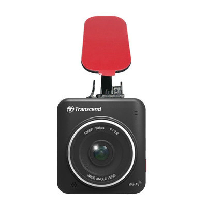 Transcend DrivePro 200 Car Video Camera and Camcorder with 3M Adhesive Mount