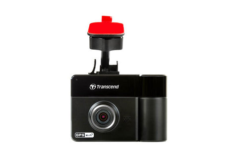 Transcend DrivePro 520 Car Video Camera and Camcorder with 3M Adhesive Mount