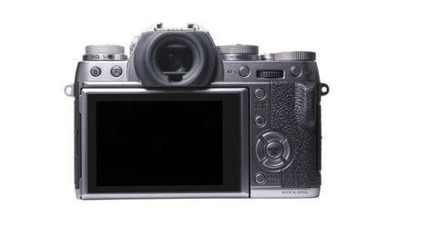 Fuji Film X-T1 Mirrorless Body Silver Digital Camera