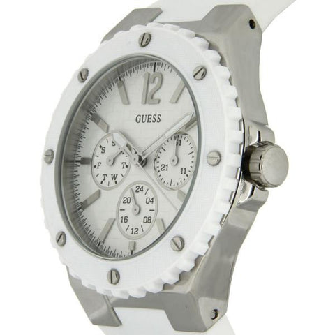 Guess Carbon Fiber Inspired Sports U10657L1 Watch (New With Tags)