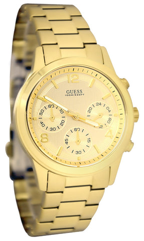 Guess Contemporary Chronograph U13578L1 Watch (New With Tags)