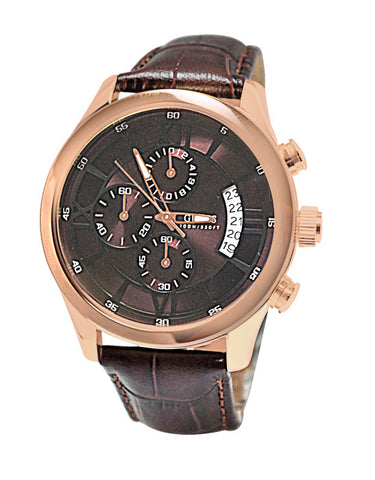 Guess Chronograph Multi Dial Quartz U14504G1 Watch (New With Tags)