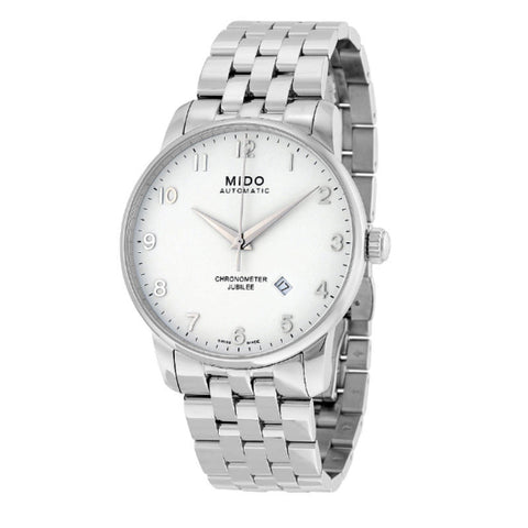 Mido Baroncelli II M86904111 Watch (New with Tags)