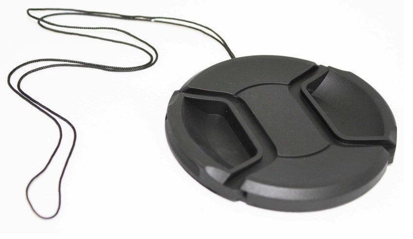Maximal Power 55mm Snap-On Lens Cap