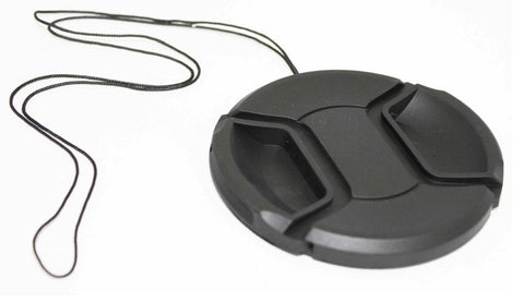 Maximal Power 58mm Snap-On Lens Cap