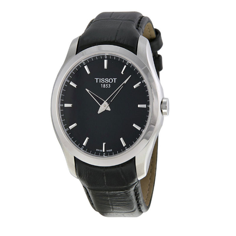 Tissot Couturier T0354461605100 Watch (New with Tags)