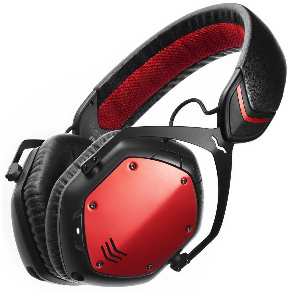 V-Moda Crossfade Wireless Over-Ear Headphone Rogue