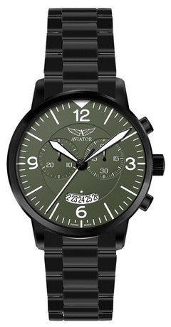 Aviator Air Cobra Chrono V21350765 Watch (New with Tags)