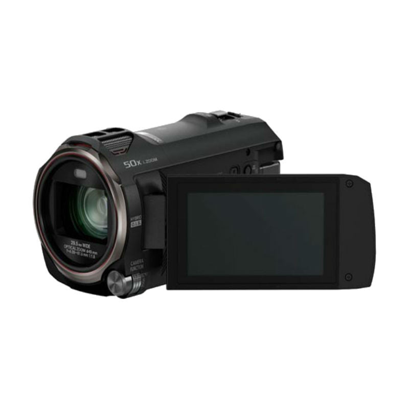 Panasonic HC-V770M Full HD Camcorder (Black)