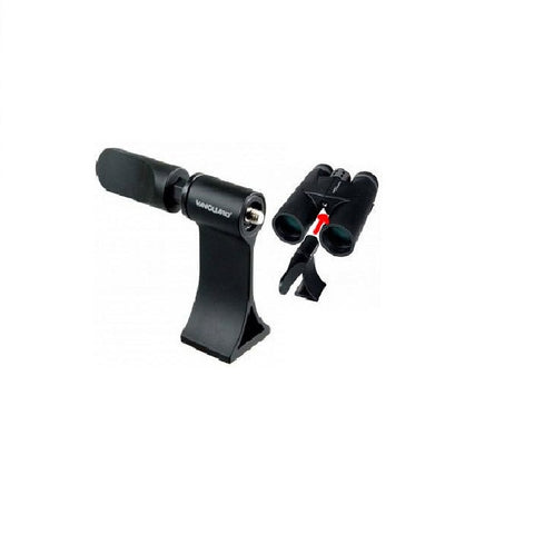 Vanguard BA-185 Binocular Tripod Adapter (Black)