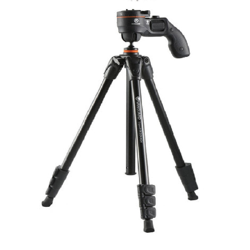 Vanguard Aluminum Tripod Espod CX 204AGH  with GH-20 Pistol-Grip Head (Black)