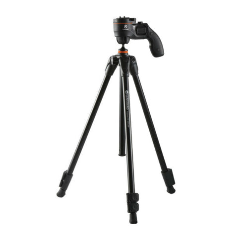 Vanguard Aluminium Tripod Espod CX 203 AGH with GH-20 Pistol-Grip Head (Black)