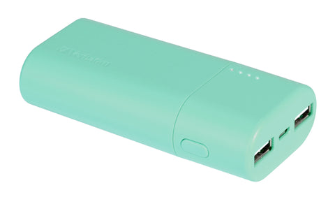 Verbatim 5200 mAh Power Pack (Green)