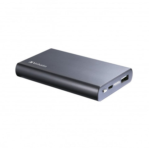 Verbatim 6000 mAh Li-Polymer Power Pack (Black)