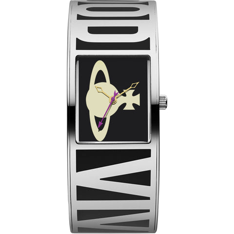 Vivienne Westwood Bond VV084BK Watch (New with Tags)