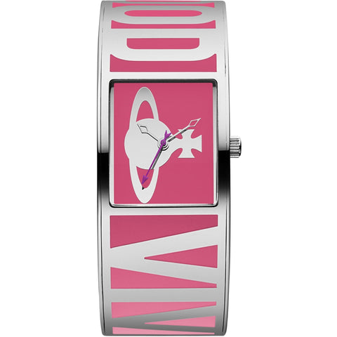 Vivienne Westwood Bond VV084PK Watch (New with Tags)
