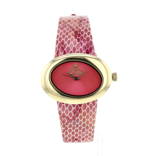 Vivienne Westwood Ellipse II VV014PKPK Watch (New with Tags)