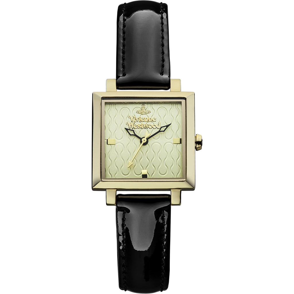 Vivienne Westwood Exhibitor VV087GDBK Watch (New with Tags)