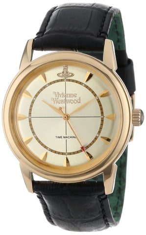 Vivienne Westwood Grosvenor VV064CPBK Watch (New with Tags)