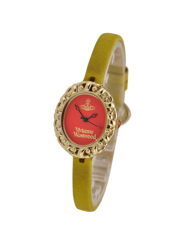 Vivienne Westwood Rococo II VV005RDYL Watch (New with Tags)
