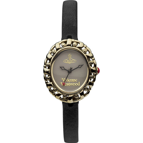 Vivienne Westwood Rococo II VV005SMBK Watch (New with Tags)