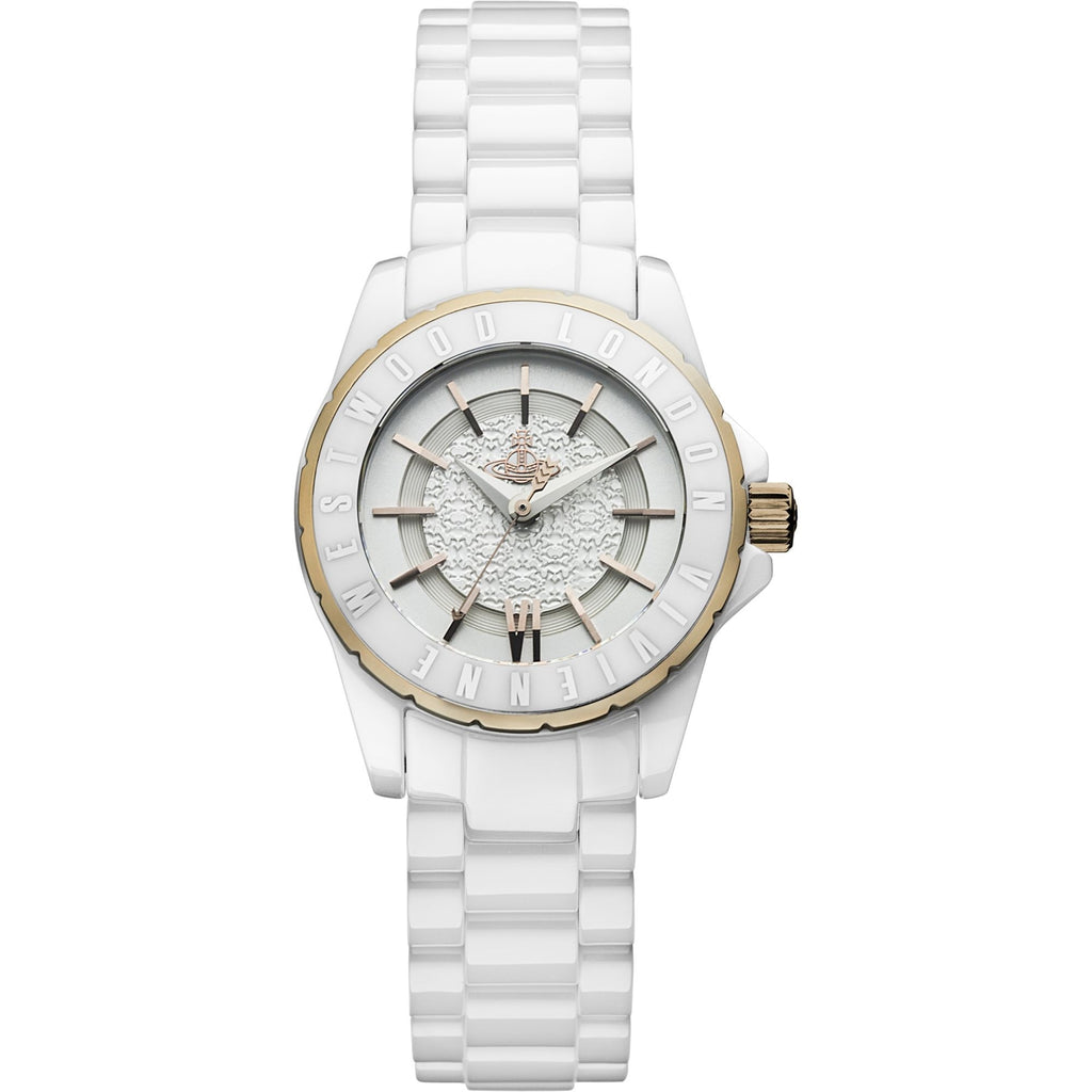 Vivienne Westwood Sloane II VV088RSWH Watch (New with Tags)