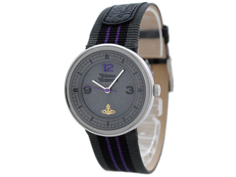 Vivienne Westwood Spirit VV020GYBK Watch (New with Tags)