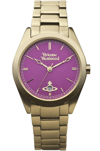 Vivienne Westwood St. James VV049PKGD Watch (New with Tags)
