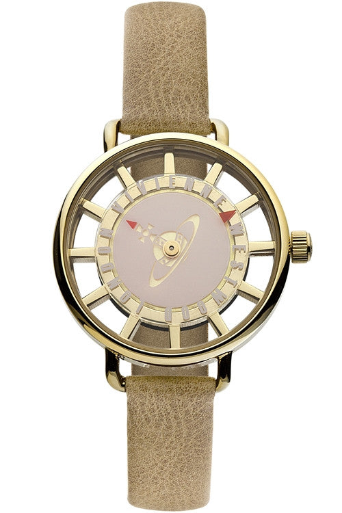 Vivienne Westwood Tate VV055PKTN Watch (New with Tags)