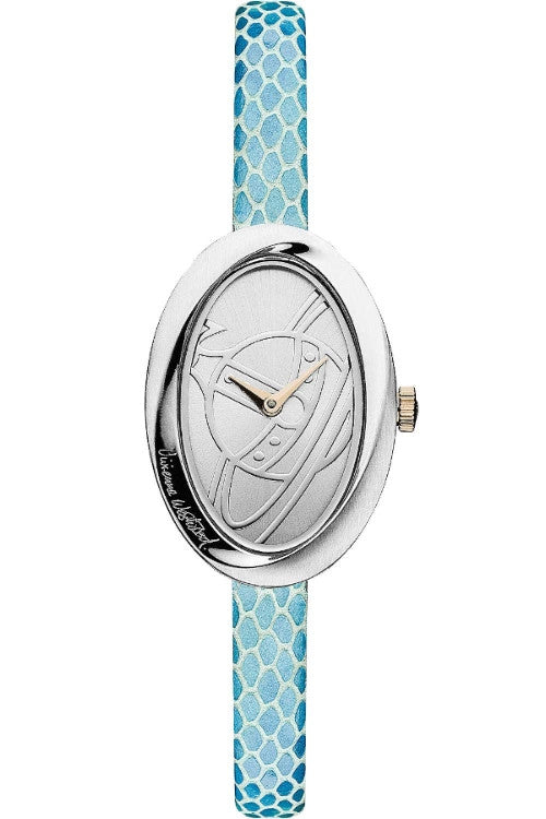 Vivienne Westwood The Twist Quartz VV098SLBL Watch (New with Tags)