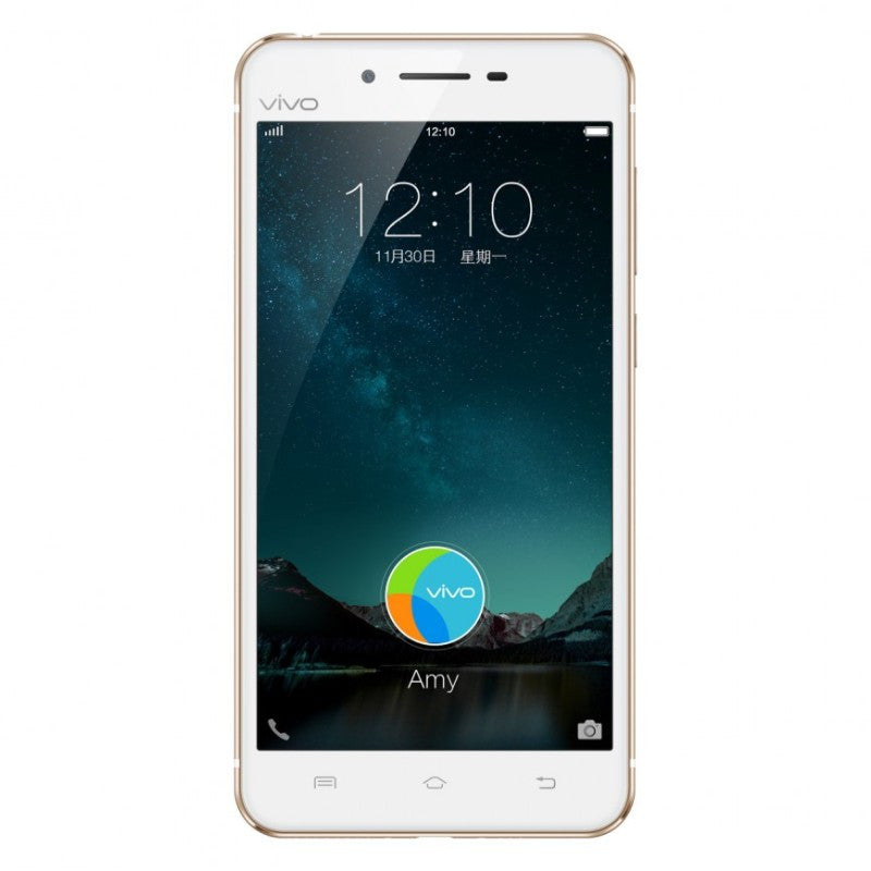 Vivo X6S Dual 64GB 4G LTE Gold Unlocked (CN Version)