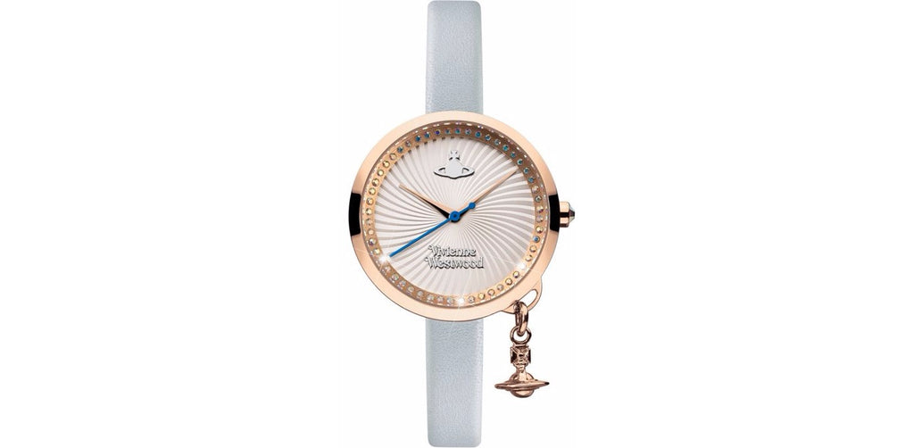 Vivienne Westwood Time Machine VV139RSBL Watch (New with Tags)