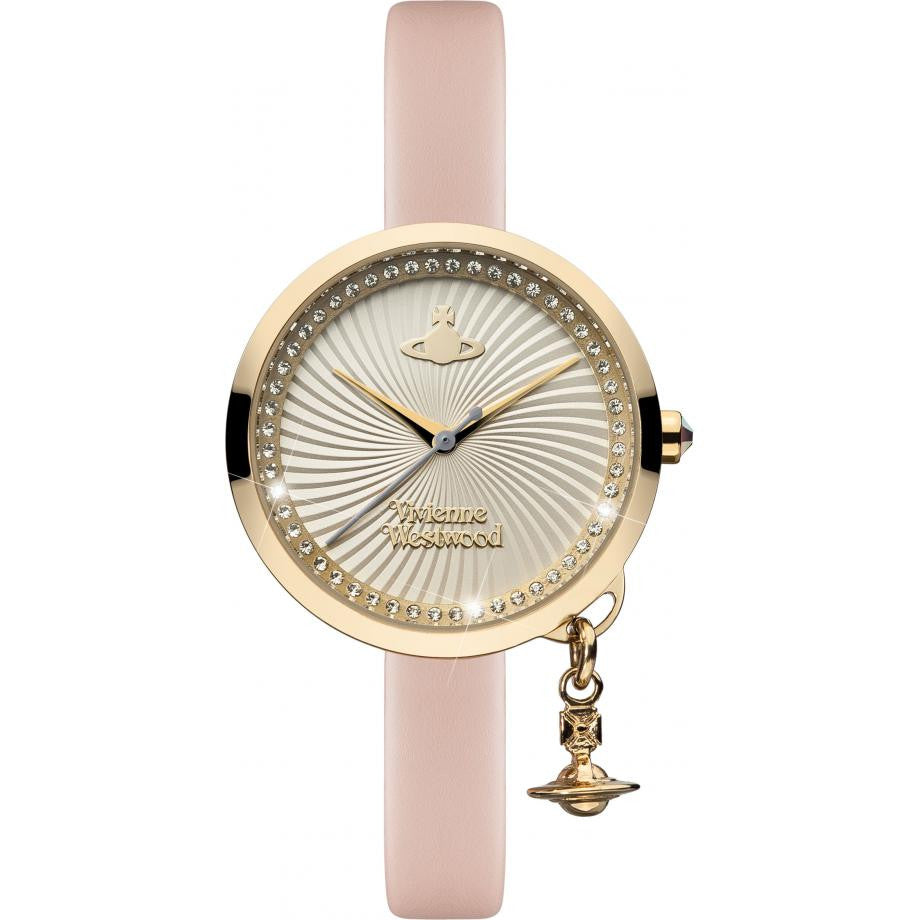 Vivienne Westwood Time Machine VV139WHPK Watch (New with Tags)