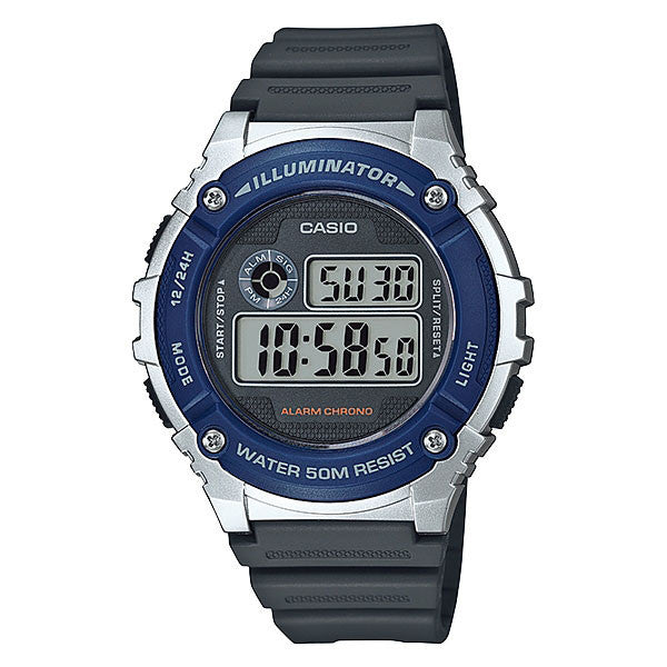 Casio Standard Digital W-216H-2AV2 Watch (New with Tags)