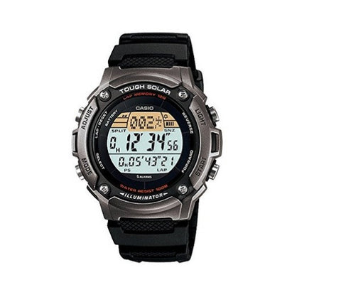 Casio Standard Digital W-S200H-1A Watch (New with Tags)