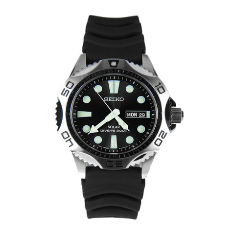Seiko Scuba Diver SNE107 Watch (New with Tags)