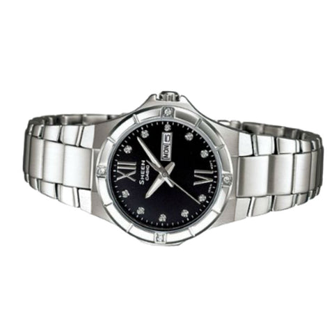 Casio Sheen SHE-4022D-1A Watch (New with Tags)