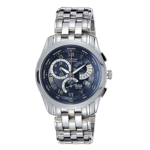 Citizen Calibre Eco-Drive BL8007-55L Watch (New with Tags)