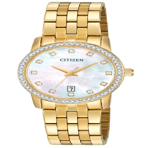 Citizen Quartz EU6032-51D Watch (New with Tags)