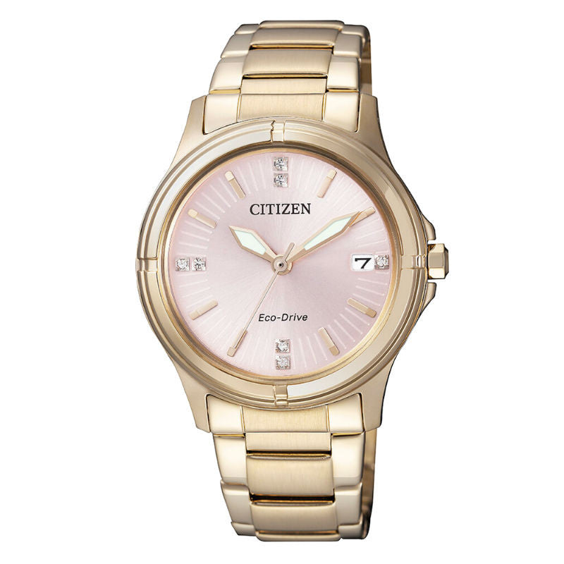Citizen Eco-Drive FE6053-57W Watch (New with Tags)