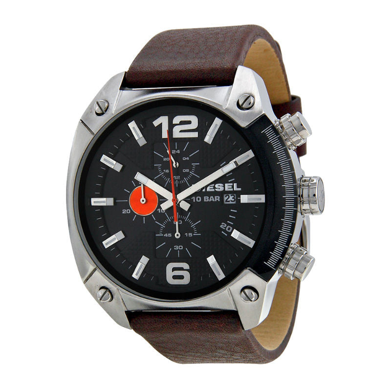 Diesel Advanced Overflow DZ4204 Watch (New with Tags)