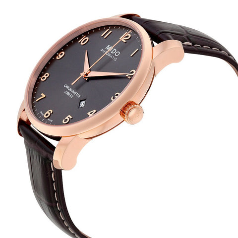 Mido Baroncelli Jubilee M86903138 Watch (New with Tags)