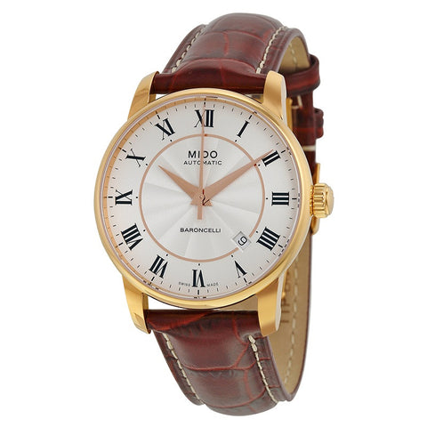Mido Baroncelli II M86002218 Watch (New with Tags)
