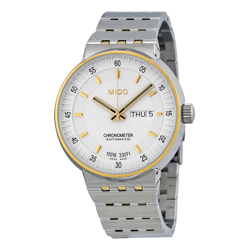 Mido All Dial M83409B111 Watch (New with Tags)