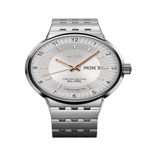 Mido All Dial M83404121 Watch (New with Tags)