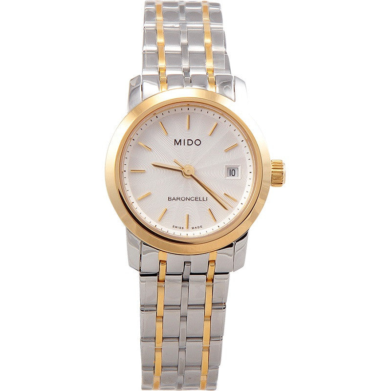 Mido Baroncelli M34919111 Watch (New with Tags)