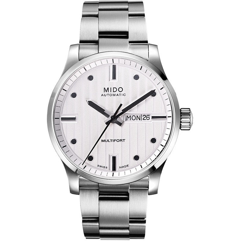 Mido Multifort M0054301103180 Watch (New with Tags)