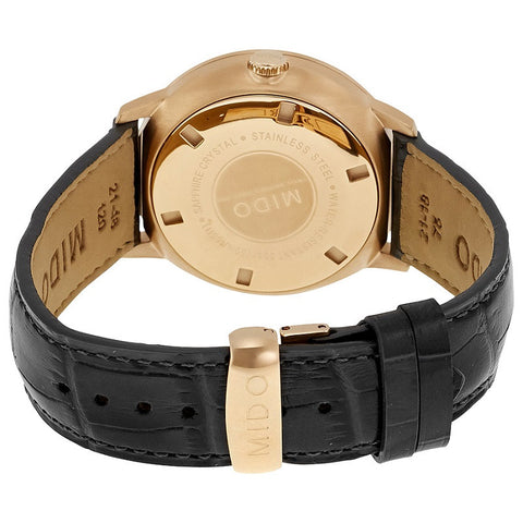 Mido Commander M0164303606102 Watch (New with Tags)